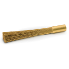 Becht Bur Cleaning Brush Refill - Brass Wire, Thickness 0,08 mm. No Handle