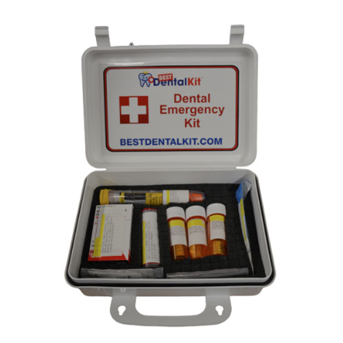 Best Dental Kit Basic Dental Emergency Kit. Inclu