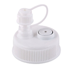 HurriCaine Luer-Lock Dispensing Cap - provides neat and easy transfer