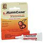 HurriCaine Wild Cherry Topical Anesthetic Gel, 5.25 g Tube with Resealable