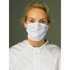 Biotrol Facial Seal Masks - Blue, Disposable non-woven, with formable nose