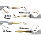 NB Bisco NB INSTRUMENT KIT - 1 each - NB Anterior, NB Occlusal, NB