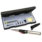 Excalibur Butane Soldering Torch. Self igniting and cordless Soldering Iron