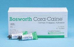 Cora-Caine Denture Analgesic Adhesive ointment,