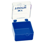 "My Tooth ""My Tooth"" Boxes for Children's Teeth - Blue 100/Bx. Square 1.375"""