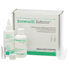 Softone Standard Kit - Soft Tissue Conditioner: 3 oz. White Powder, 4 oz. Liquid, Powder Measure