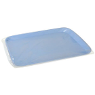 "Mark 3 10.50"" x 14"" Clear Plastic B Tray Sleeves, Box of 500"