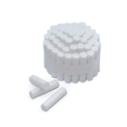 "Mark 3 Cotton Rolls 1 1/2"" x 3/8"". #2 Non Sterile - 2000/bx. 100%"