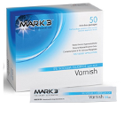 Mark 3 5% Sodium Fluoride Varnish with TCP - Bubble Gum, 50 Unidose packages