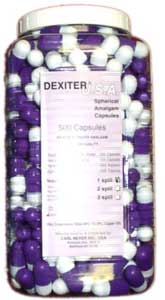 Dexiter Spherical Alloy 1 Spill (400mg) Amalgam C