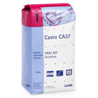 Cavex CA37 Alginate - Fast Set, Dust-Free, Pink, Peppermint flavor, box of 1.1