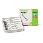 Glu-Sense 35% HEMA and 5% glutaraldehyde dentin desensitizer, complete kit. Kit