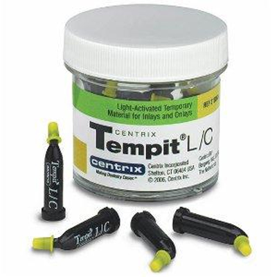 Tempit L/C - Light-Activated Temporary Material f