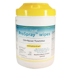"ProSpray Wipes ProSpray Can of 240 Wipes, 6"" x 6.75"". Non-Staining Surfaces"