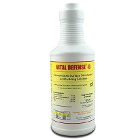 Vital Defense-D Quart Bottle of Concentrated Surface Disinfectant and Holding