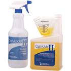 Cetylcide II Concentrate with 32 oz. Spray Bottle. Hard Surface Disinfectant Concentrate. Kills