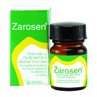 Zarosen Desensitizing Cavity Varnish and Dentinal Tubuli Seal. Strontium-based