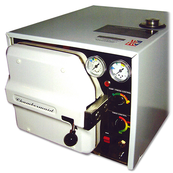 Nu-OCR Autoclave - Self-cleaning, fully automatic