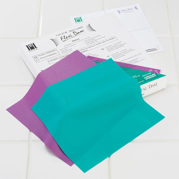 Latex Dental Dams