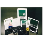 "Hygenic Dental Dam Starter Kit with Winged clamps. Kit contains: 6"" x 6"""
