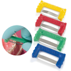 IPR Ortho Strips - Assortment Pack: Yellow Starter, Red Opener, Blue Widener