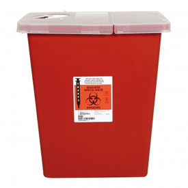SharpStar 8 gallons Sharps Container, Multi-Purpo