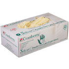 Silkcare Latex Gloves: Medium, Powder-Free 100/Bx. Non-Sterile, Micro-Web Textured Grip, Inner