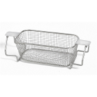 "Powersonic Stainless Steel Mesh Basket, 9"" x 5"" x 3.5"" P230 Cleaner"