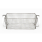 "Powersonic Stainless Steel Mesh Basket, 19"" x 10.75"" x 7"" P2600 Cleaner"