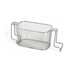 "Powersonic Stainless Steel Mesh Basket, 9"" x 5"" x 5"" P360 Cleaner"