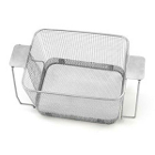 "Powersonic Stainless Steel Perforated Basket, 11"" x 8.5"" x 7"" P1100 Cleaner"