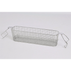 "Powersonic Stainless Steel Perforated Basket, 19"" x 5"" x 5"" P1200 Cleaner"