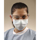 Advantage Blue Ear-Loop Face Mask, BFE > 98%, PFE = 99.2 at 0.1 micron, Fluid