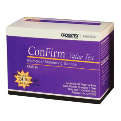 ConFirm Mail-In Value Test - 52 Packets (2 Strip