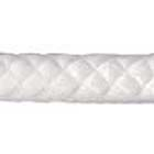 "Crosstex 1-1/2"" x 3/8"" Non-Sterile Braided Cotton Rolls, Box of 2000"