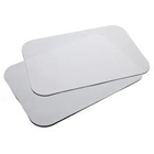 "Crosstex 8.5"" x 12.25"" Ritter B - WHITE Liquid Proof Bracket Tray Cover 500/Bx"