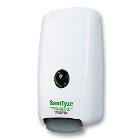 SaniTyze 1000 mL Wall Mounted Dispenser. One-touch, provides pre-measured