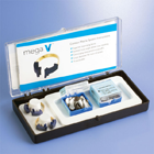 Mega V Contact Matrix System - Trial Kit: 2 Mega Rings, 50 Small Thin Flex