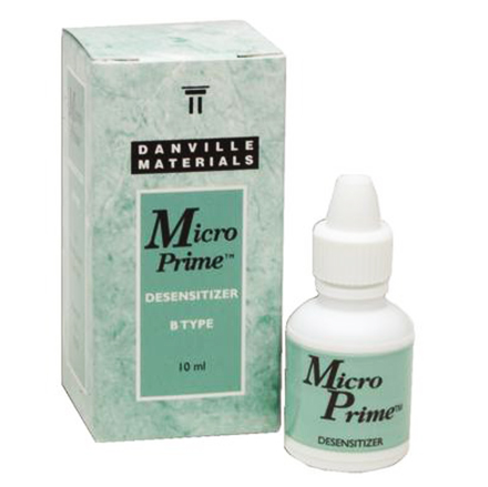 MicroPrime B - Desensitizing Agent, 10 mL Bottle.