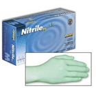 Nitril PF with Aloe Nitrile gloves: MEDIUM Non-Sterile, Powder-Free, with Aloe