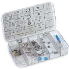 DCI Dentist's Emergency Repair Kit. For repair of minor problems occurring most