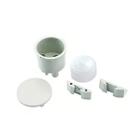 DCI Vacuum Canister Kit. Includes both vertical and horizontal mounting