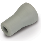 DCI Saliva Ejector Autoclavable Rubber Tip - Gray 1/Pk. Only for Quick-Change