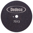 "Dedeco Foster-Type 12"" Model Trimmer Wheel, Single Wheel"