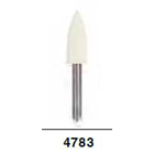 Midgets #138 FG rubberized white ultra-fine point for highest polish on