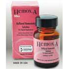 "Deepak Hemox-A ""Hemox-A"" Hemostatic Solution, 25% Aluminum Chloride, 30 ml"