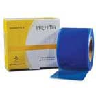 "Keystone 4"" x 6"" Barrier Film BLUE with Finger Lift Edge. Roll of 1200 Sheets"