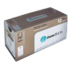 "DemeTECH 3/0, 30"" (75cm) Chromic Catgut Absorbable Suture with Reverse Cutting"