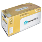 "DemeTECH 3/0, 30"" (75 cm) Plain Gut absorbable suture with Reverse Cutting"