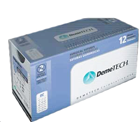 "DemeTECH 4/0, 18"" (45 cm) Polypropylene Blue Suture with Circular Reverse"